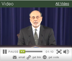 Bernanke FOMC QE3 statement press conference