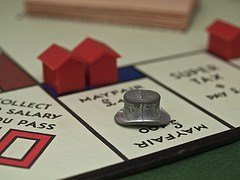 Australia bought Monopoly money from China to buy Mayfair